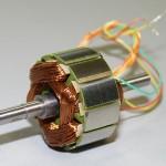 Rotor bobiné